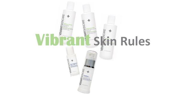 Vibrant skin with Vivant!